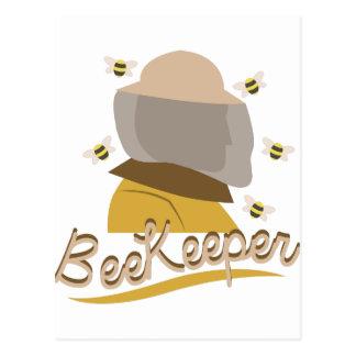 蜂の看守 ポストカード