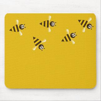 蜂の膝 マウスパッド