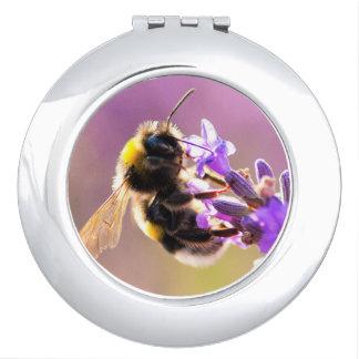 蜂の花の美しい自然の景色