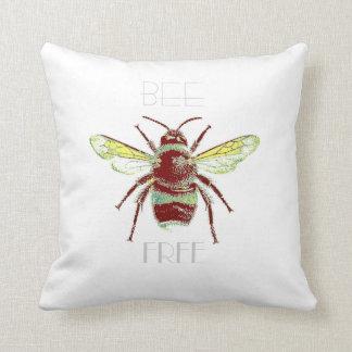 蜂は枕を放します クッション