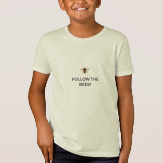 蜂を後を追って下さい! Tシャツ