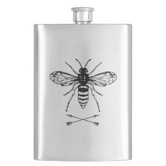 蜂を救って下さい フラスク