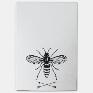 蜂を救って下さい ポストイット