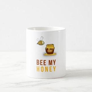 蜂私の蜂蜜のマグ コーヒーマグカップ
