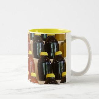 蜂私の蜂蜜 ツートーンマグカップ