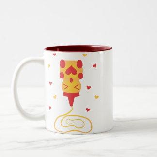蜂蜜くま ツートーンマグカップ