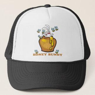 蜂蜜のバニーイースター キャップ
