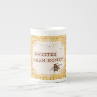 蜂蜜の茶マグより甘い ボーンチャイナカップ