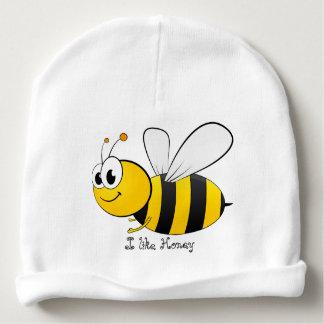 蜂蜜の蜂のカスタムな帽子の帽子 ベビービーニー