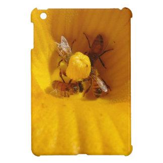 蜂蜜の蜂の交通渋滞 iPad MINIケース
