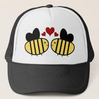 蜂蜜の蜂愛 キャップ