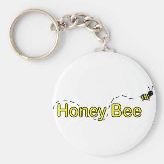 蜂蜜の蜂 キーホルダー