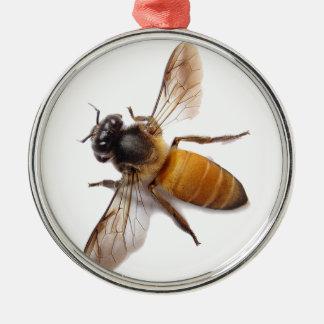 蜂蜜の蜂 メタルオーナメント