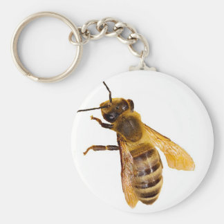 蜂蜜の蜂Keychain キーホルダー