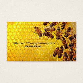 蜂蜜の販売人/養蜂家の農家の蜂の農場の店 名刺