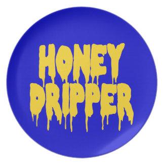 蜂蜜のDripper プレート