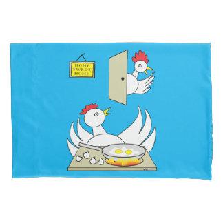 蜂蜜私は家の鶏です 枕カバー