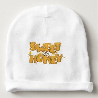 """""""蜂蜜""""のベビーの帽子の帽子 ベビービーニー"""