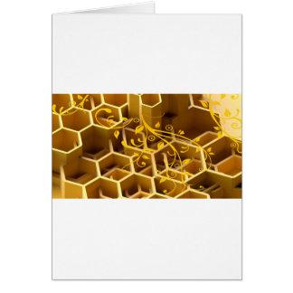 蜂蜜 カード