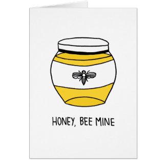 蜂蜜、蜂鉱山 カード