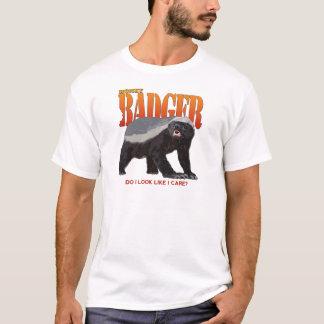 蜂蜜Badger.png Tシャツ