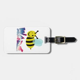 蜂製品のwatchout ラゲッジタグ