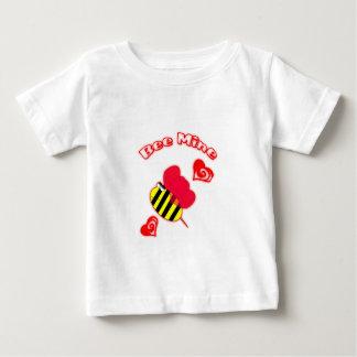 蜂鉱山のTシャツ ベビーTシャツ