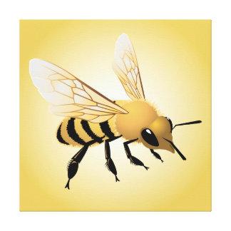 蜂 キャンバスプリント