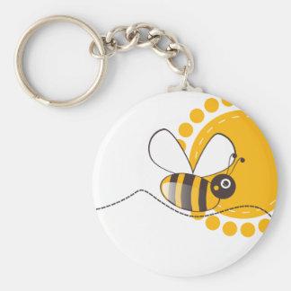 蜂 キーホルダー