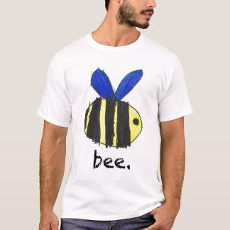 蜂。 ティー