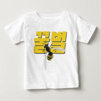 蜂 ベビーTシャツ