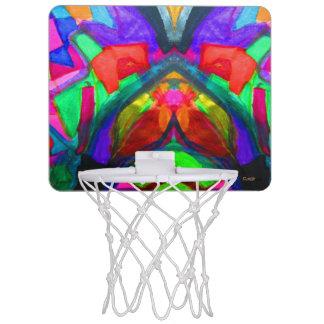 蜂 ミニバスケットボールゴール