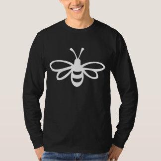 蜂(モノクロ) Tシャツ