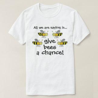 蜂 Tシャツ