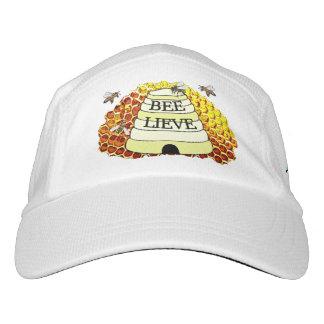 蜂Lieveライム病の認識度の帽子 ヘッドスウェットハット