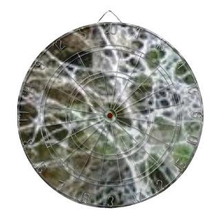 蜘蛛の巣の芸術 ダーツボード