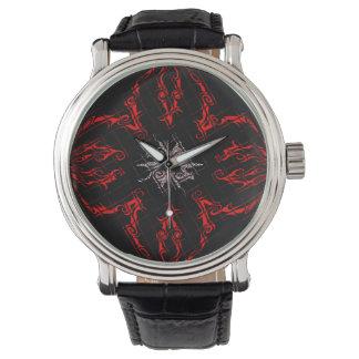 「蜘蛛の巣」の腕時計 腕時計