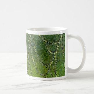 蜘蛛の巣 コーヒーマグカップ