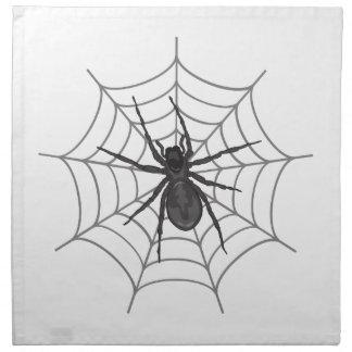 蜘蛛の巣 ナプキンクロス