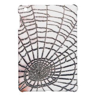 蜘蛛の巣 iPad MINIケース