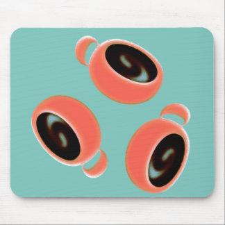 蜜柑のコーヒーカップ マウスパッド