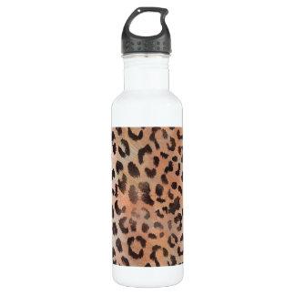 蜜柑の杏子のヒョウの皮 ウォーターボトル