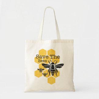 蜜蜂の巣の保存蜂 トートバッグ
