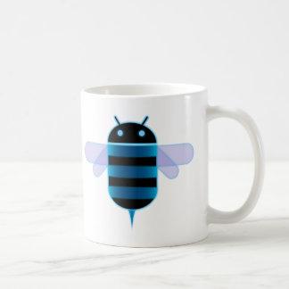 蜜蜂の巣の蜂 コーヒーマグカップ