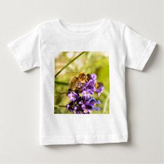 蜜蜂 ベビーTシャツ