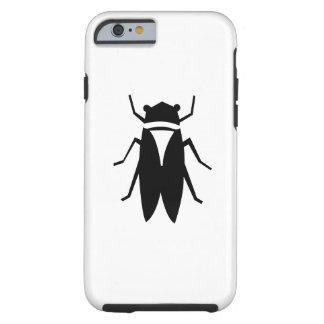 蝉のピクトグラムのiPhone6ケース ケース