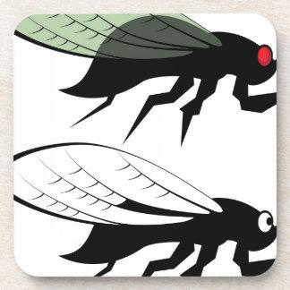 蝉のベクトル コースター