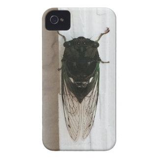 蝉の写真 Case-Mate iPhone 4 ケース