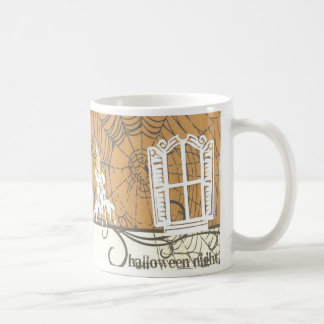 蝋燭のハロウィン気色悪い項目 コーヒーマグカップ
