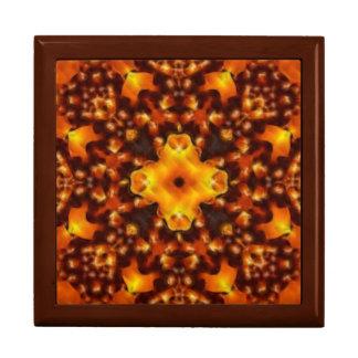 蝋燭の曼荼羅のギフト用の箱 ギフトボックス
